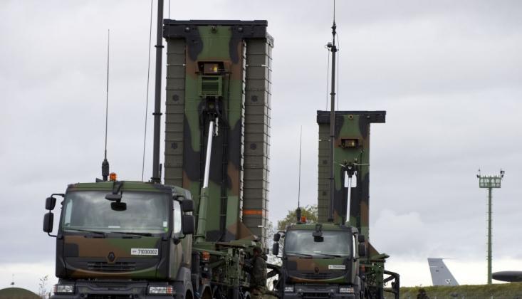 İtalya, Kahramanmaraş'taki SAMP-T Hava Savunma Sistemlerini Söküyor