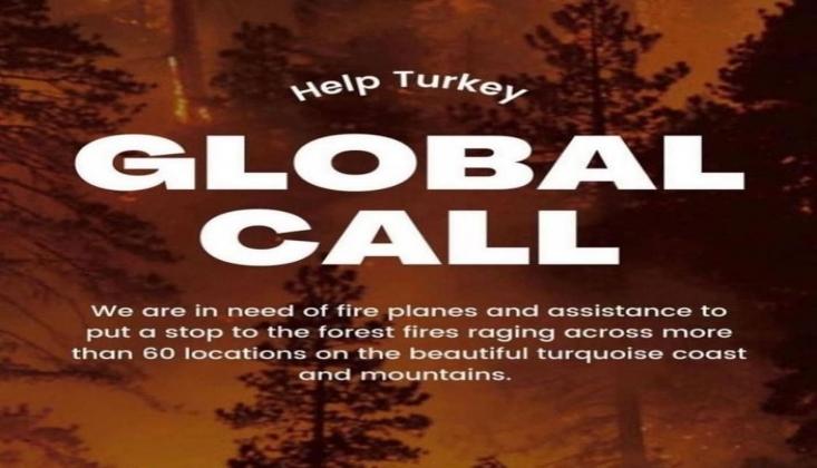 'Help Turkey' Paylaşımlarına Soruşturma
