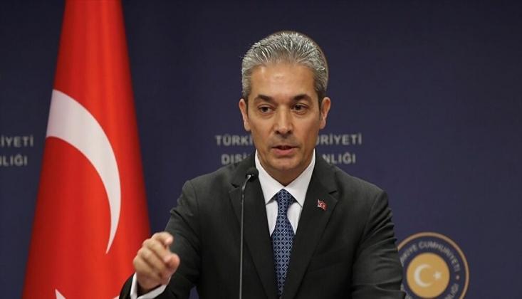 Türkiye'den ABD'ye Metin Topuz Cevabı
