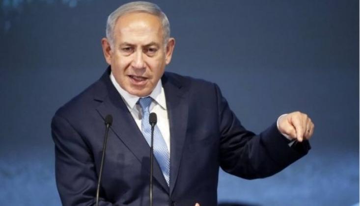 Netanyahu'dan Tehdit