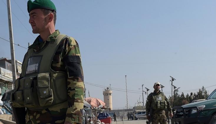 Afganistan'da Amerikan Askeri Üssüne Saldırı