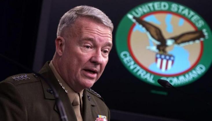 ABD'li Komutandan Koronavirüs İtirafı