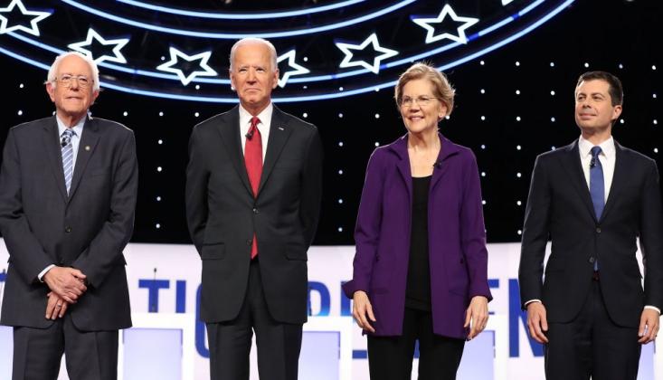 ABD Başkanlık Yarışındaki Demokratlardan Türkiye ve Suriye Yorumu