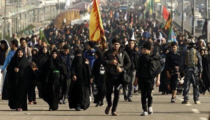 Haşdi Şabi'nin Erbain Merasimi İçin Özel Planı