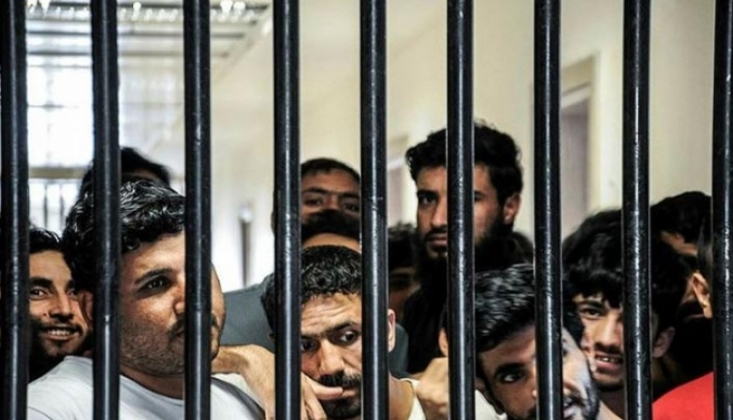 Geçici Barınma Merkezine Gönderilen Suriyeli Sayısı Açıklandı
