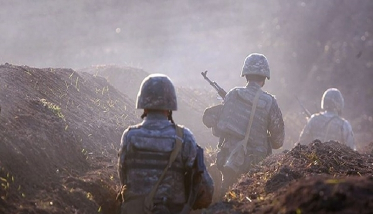 AB'den Azerbaycan ve Ermenistan'a Ateşkes Çağrısı