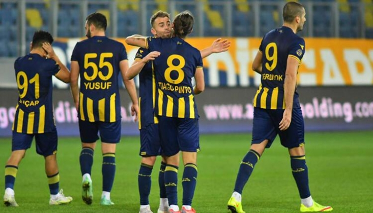 Ankaragücü Manisa FK'yı Yenerek Liderliğe Oturdu