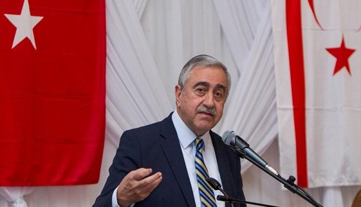 Kuzey Kıbrıs Cumhurbaşkanı Akıncı: Barış Pınarı Desek De Akan Kandır