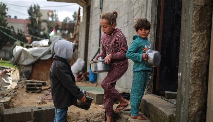 Filistinlilerin Yarısı Yardıma Muhtaç