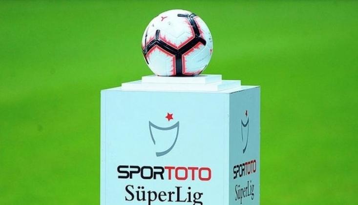 Süper Lig'de İlk 3 Haftanın Programı Açıklandı!