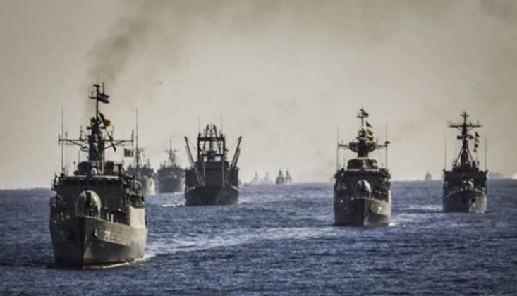 Rusya, Çin ve İran'dan Ortak Tatbikat