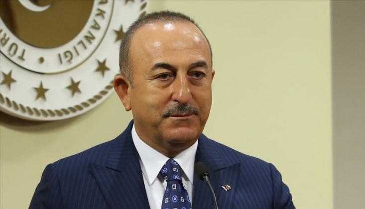 Bakan Çavuşoğlu'dan Dağlık Karabağ Açıklaması