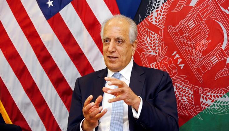 ABD'nin Afganistan Özel Temsilcisi'nden Pakistan'a 'Taliban'ı İkna' Çağrısı