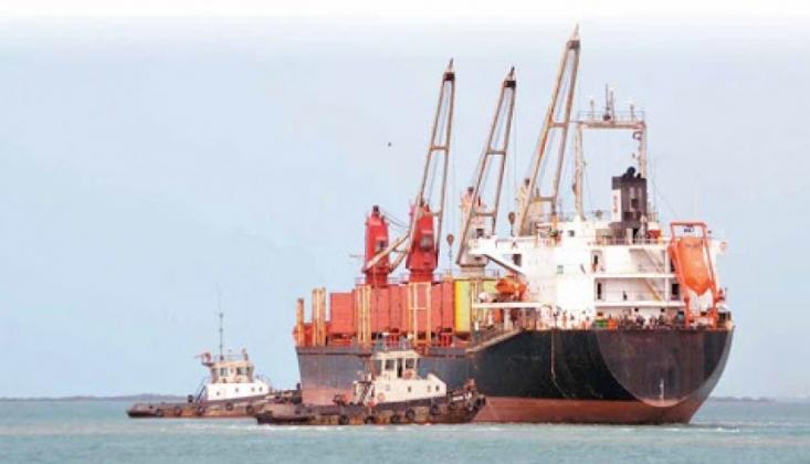 Suudi Koalisyonu, Yemen Petrolü Taşıyan Bir Gemiye El Koydu