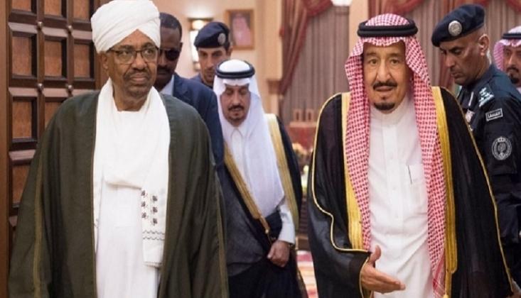 Sudanlı Lider Beşir'den İtiraf: Suud, Milyonlarca Dolar Verdi