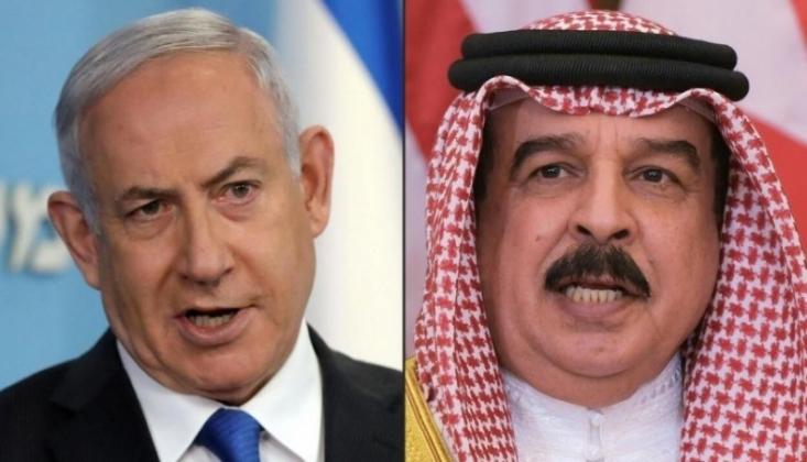 Hamastan Bahreyn'e Kınama