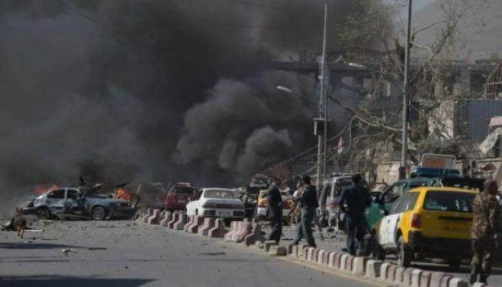ABD'nin Afganistan'daki En Büyük Hava Üssüne Roketli Saldırı
