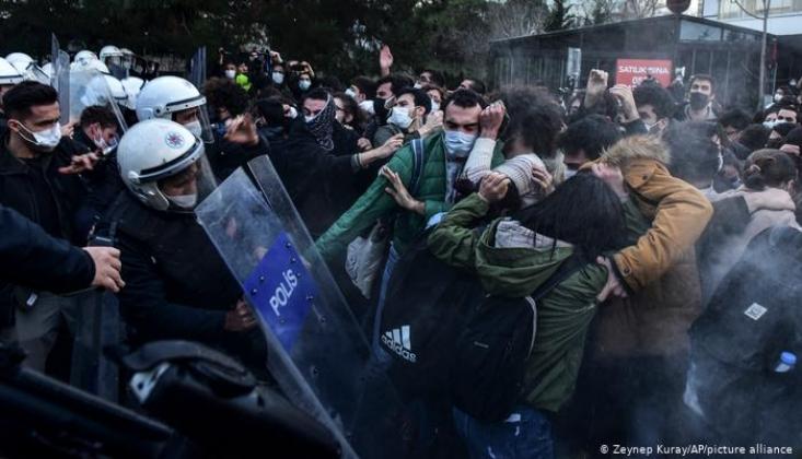 İçişleri'nden Boğaziçi Protestolarına İlişkin Açıklama