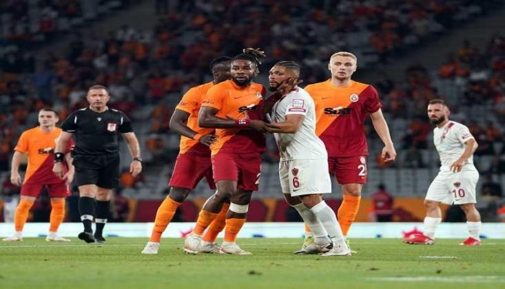 Galatasaray 3 Puanı 88'de Kurtardı