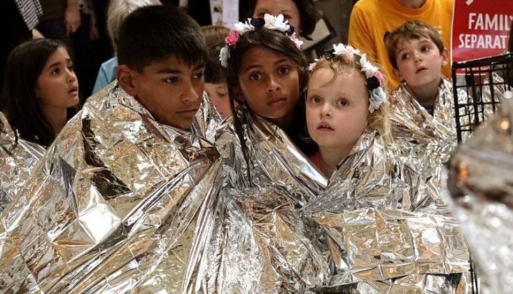 ABD'deki Refakatsiz Yasa Dışı Göçmen Çocuk Sayısı 15 Bini Geçti
