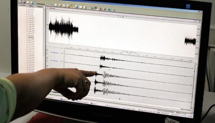 Manisa Akhisar'da 4.1 Büyüklüğünde Deprem