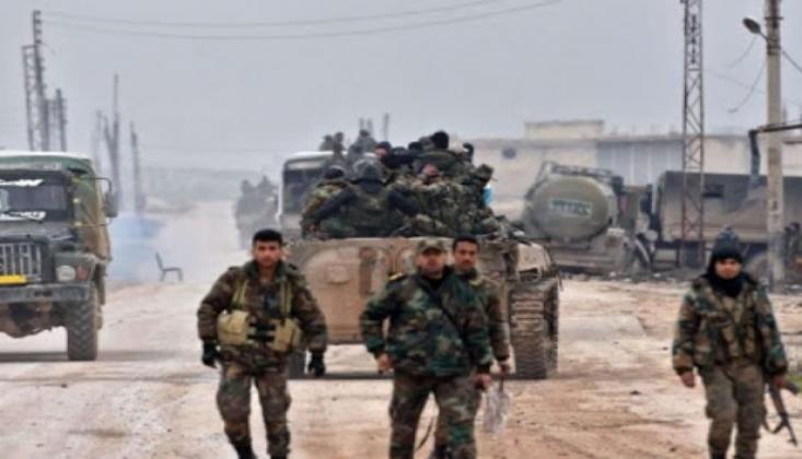 Suriye Ordusu M5'de Kontrolü Sağladı