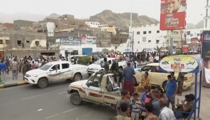 Mansur Hadi ve BAE Destekli Güçler Arasında Çatışma