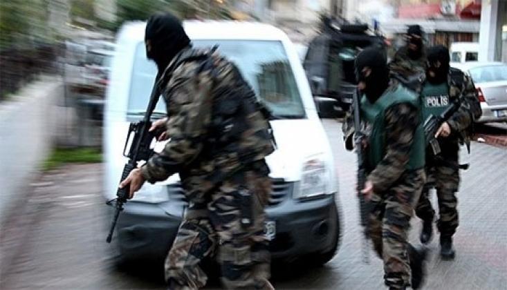 Sakarya'da IŞİD'e Operasyon