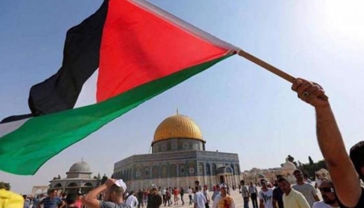 """""""Filistin Alimleri"""" Mescid-i Aksa'ya Baskın Çağrıları Karşısında Uyarıda Bulundu"""