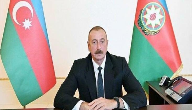 Aliyev: Erivan, Karabağ'dan Çekilme Takvimini Sunmalı