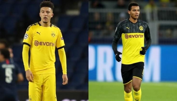 Dortmund'da Akanji ve Jadon Sancho'ya Para Cezası