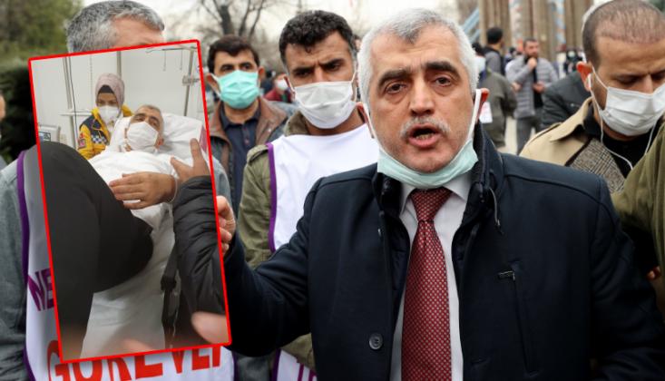 Gergerlioğlu 'Hastaneden Kaçırıldı'