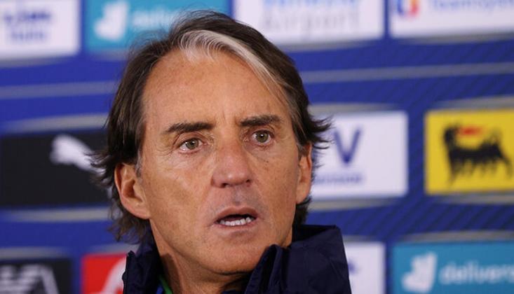 İtalya, Mancini'nin Sözleşmesini 2026'ya Kadar Uzattı