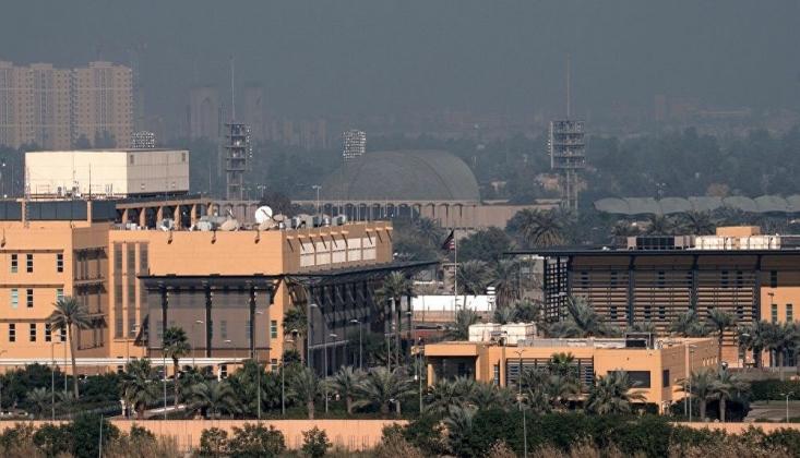 ABD Büyükelçiliği, Bağdat'ın Kalbindeki Askeri Bir Üs