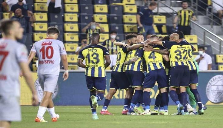Fenerbahçe Son Dakikalarda Coştu!
