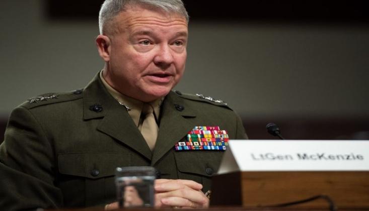 ABD'li Komutan İran Karşısında ABD'nin Yenilgisini İtiraf Etti