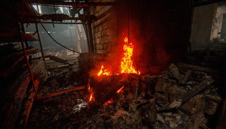 Stepanakert Bombardımanın Ardından Karanlıkta Kaldı