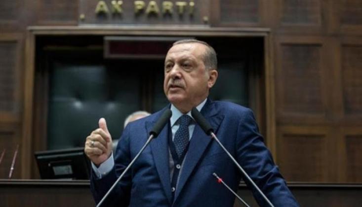 Erdoğan'dan AYM Açıklaması