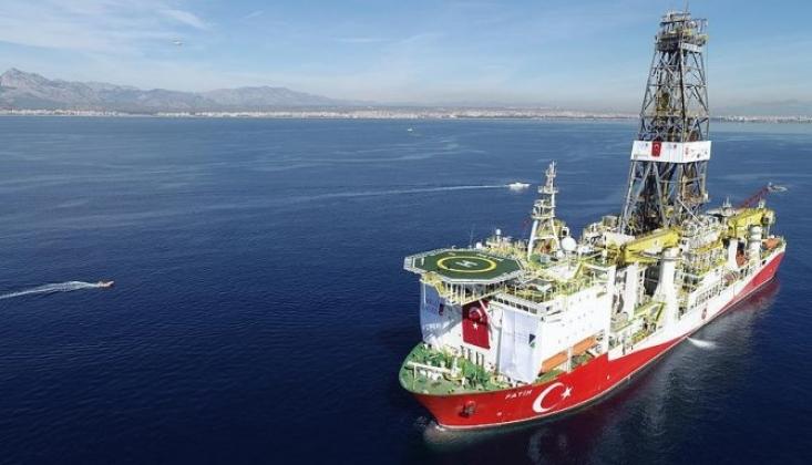 Türk Bayraklı Sondaj Gemilerimizin Yönetimi Yabancıların Elinde mi?