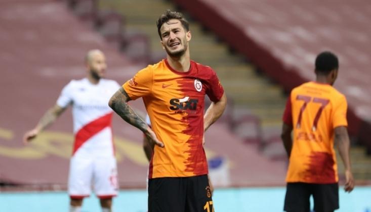 Galatasaray'dan Oğulcan Açıklaması