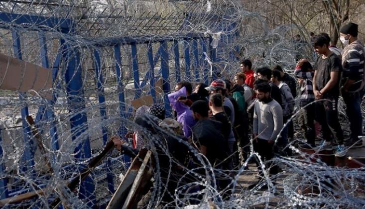 1450 Sığınmacı Türkiye'ye Gönderilebilir