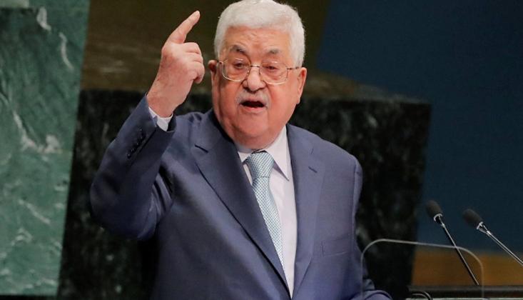 Abbas'tan İsrail'e 'İlhak' Uyarısı