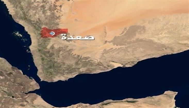 Suudi Koalisyonu, Saada'ya Saldırdı