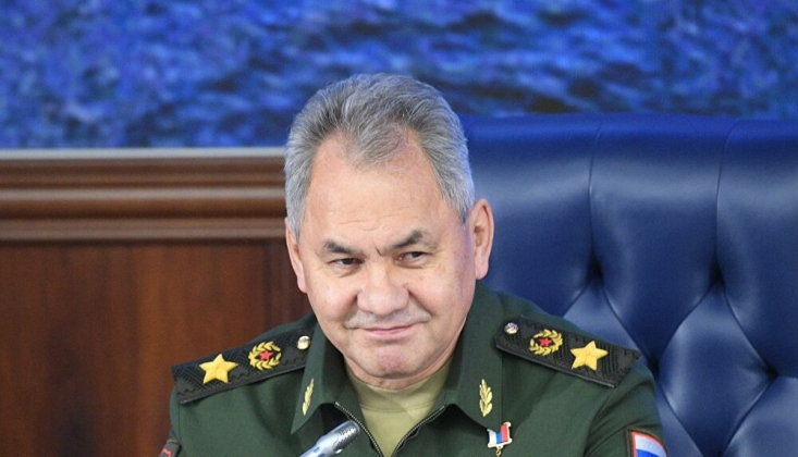 Şoygu'dan Karabağ'a Giden Rus Güçleri Hakkında Açıklama