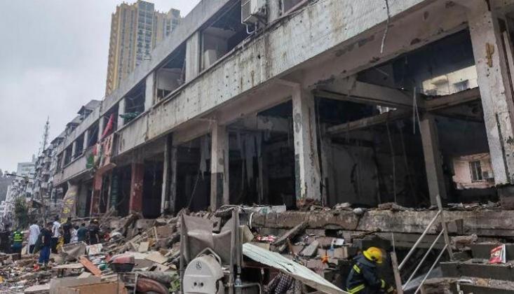 Çin'de Patlama; 11 Kişi Hayatını Kaybetti