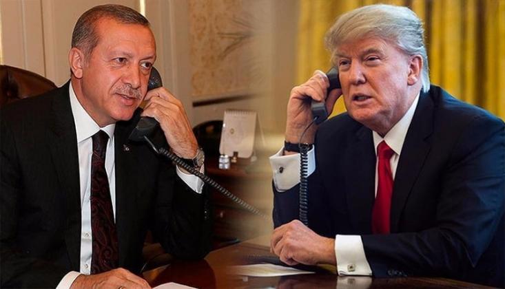 Beyaz Saray'dan Erdoğan-Trump Görüşmesi Yorumu