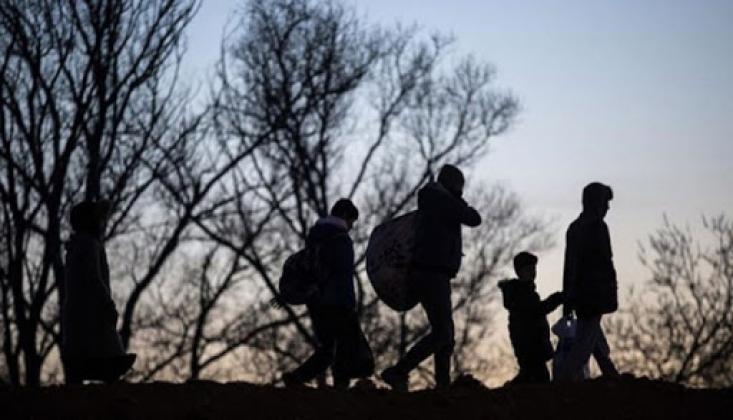 Yunanistan'a Geçen Göçmen Sayısı 138 Bini Aştı
