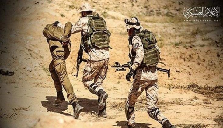 Kassam Tugayları Siyonist Askerleri Nasıl Esir Aldığını Açıkladı