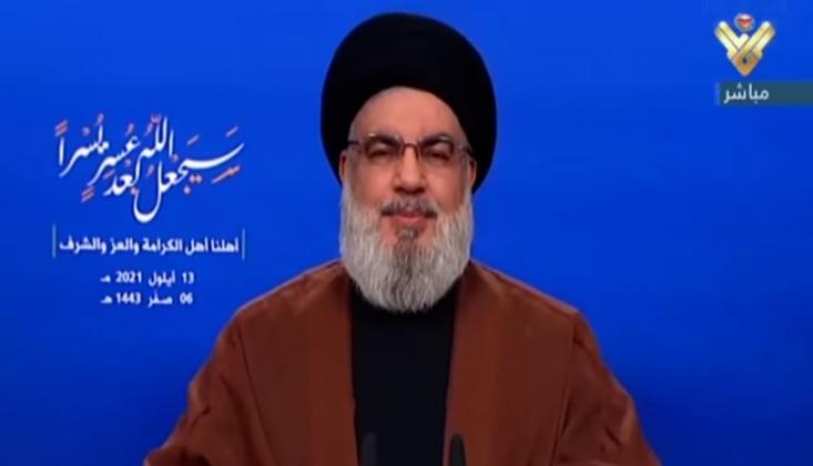 Nasrallah: ABD'nin Hesapları Altüst Oldu