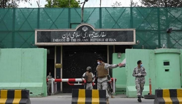 İran'ın Kabil Büyükelçiliğine Füzeli Saldırı